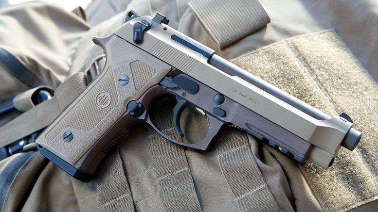 Beretta Takes Shot at Army MHS