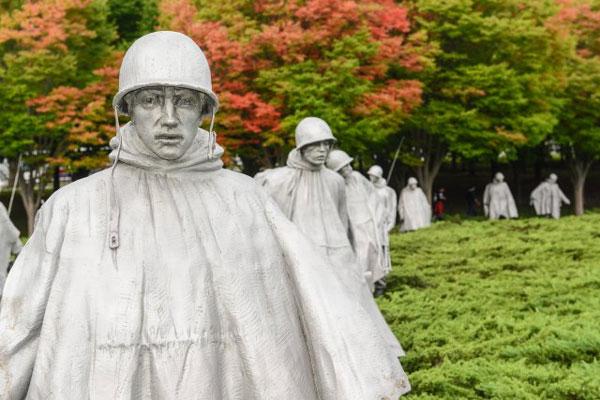 Arlington Career Center >> Group to Start Offering Honor Flights to D.C. for Korean War Veterans | Military.com