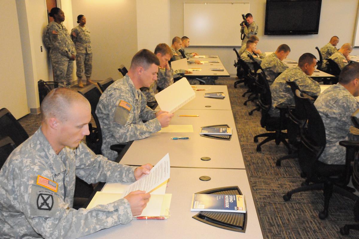 Dantes Dsst Exam List Military Com