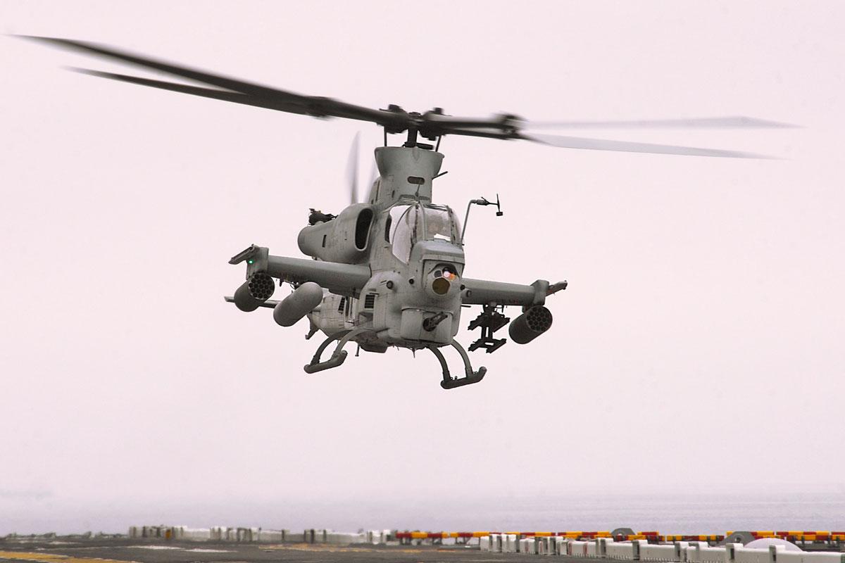 AH-1Z Viper | Military.com