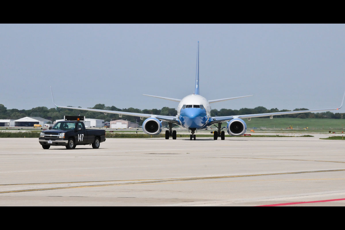 C-32 Air Force Two
