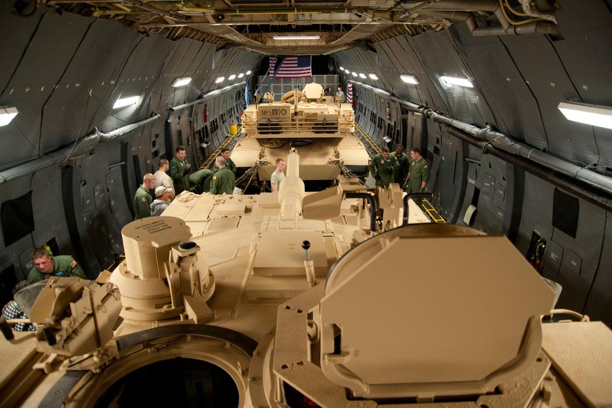 C17 Vs C5 >> C-5 Galaxy   Military.com