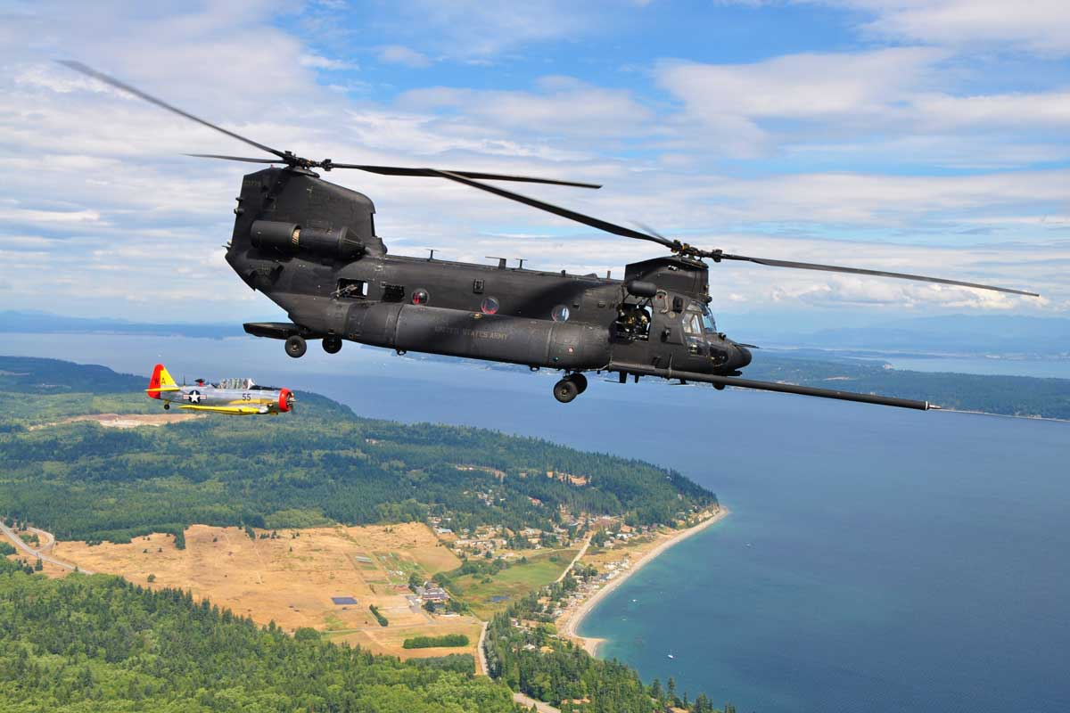 Mh 47 Chinook Military Com