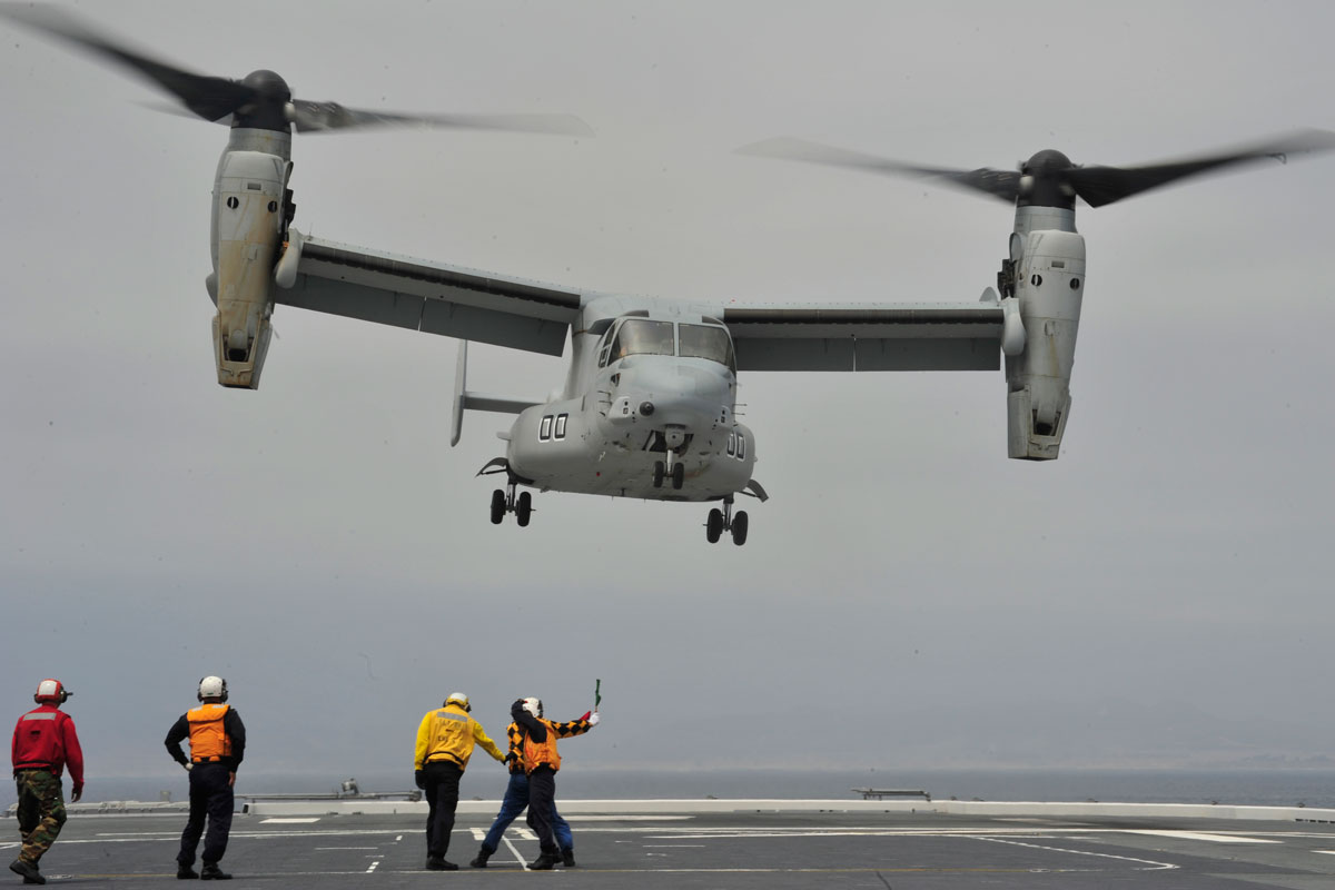 Mv 22 Osprey Military Com