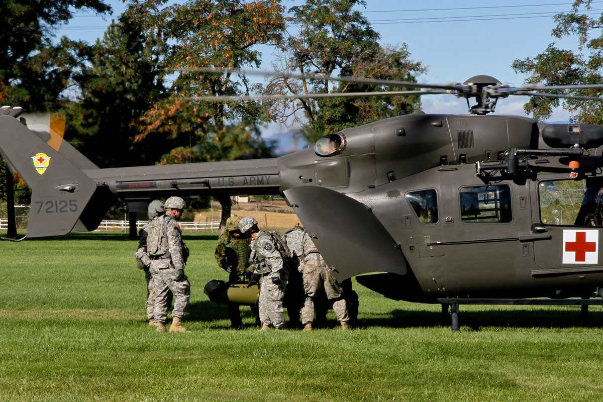10 72187 Eurocopter Uh 72a Lakota United States Us Army