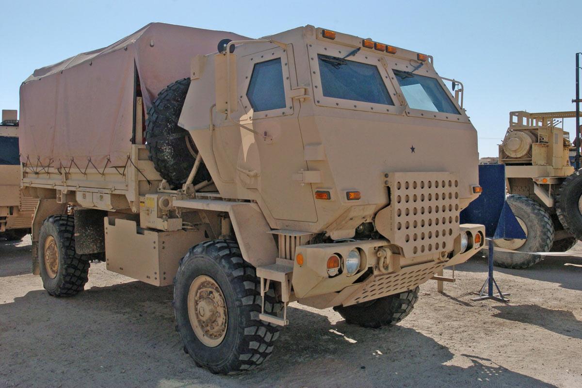 Family of Medium Tactical Vehicles