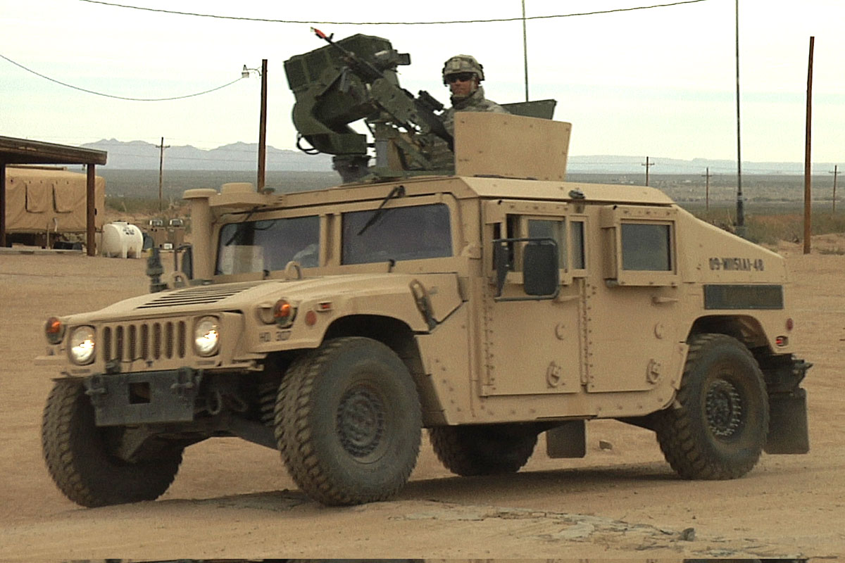 high mobility multipurpose wheeled vehicle (hmmwv) | military