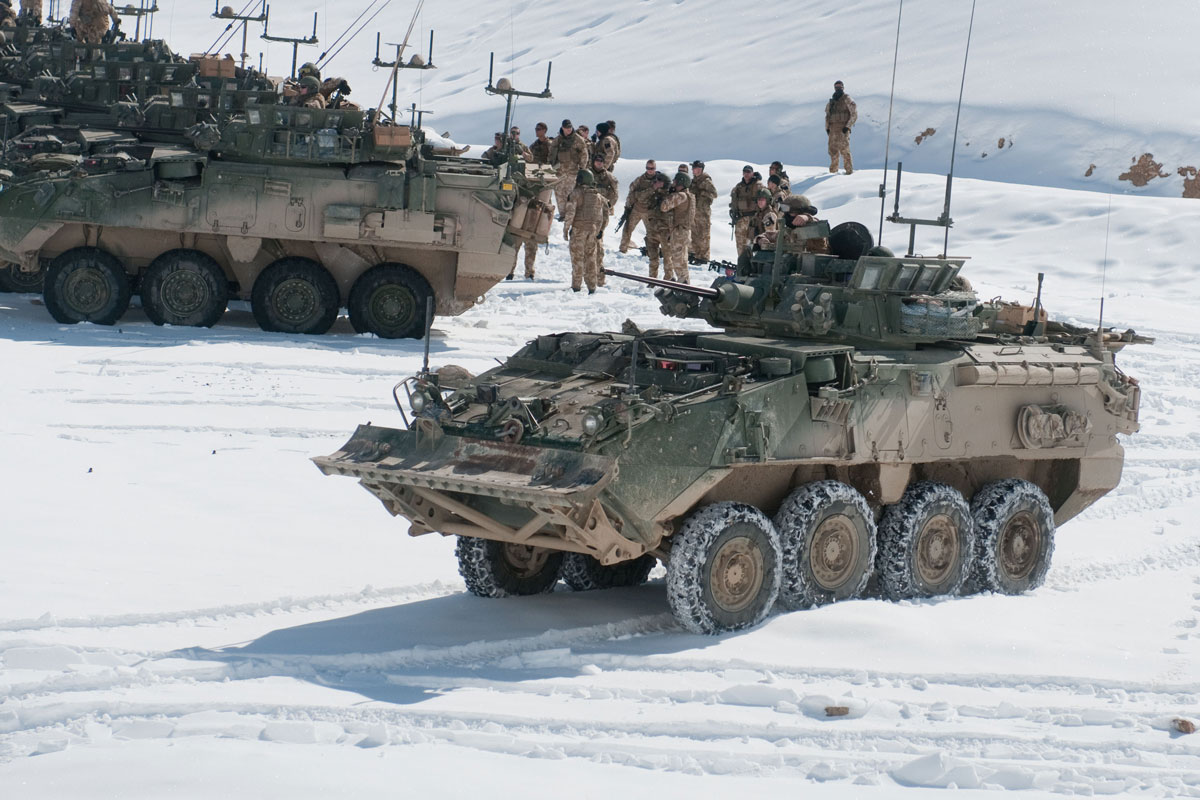 Awesome LAV 25 Light Armored Vehicle Images
