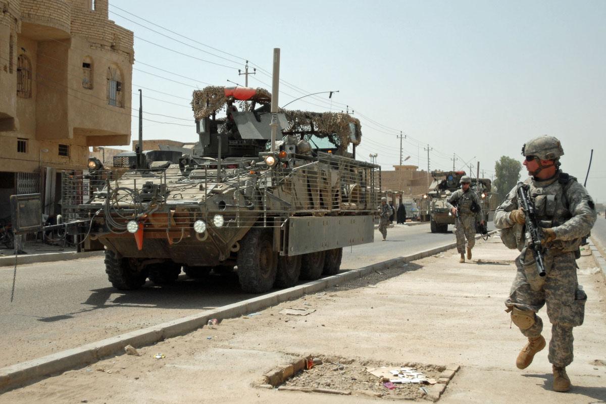 M1126 Stryker Combat Vehicle | Military com