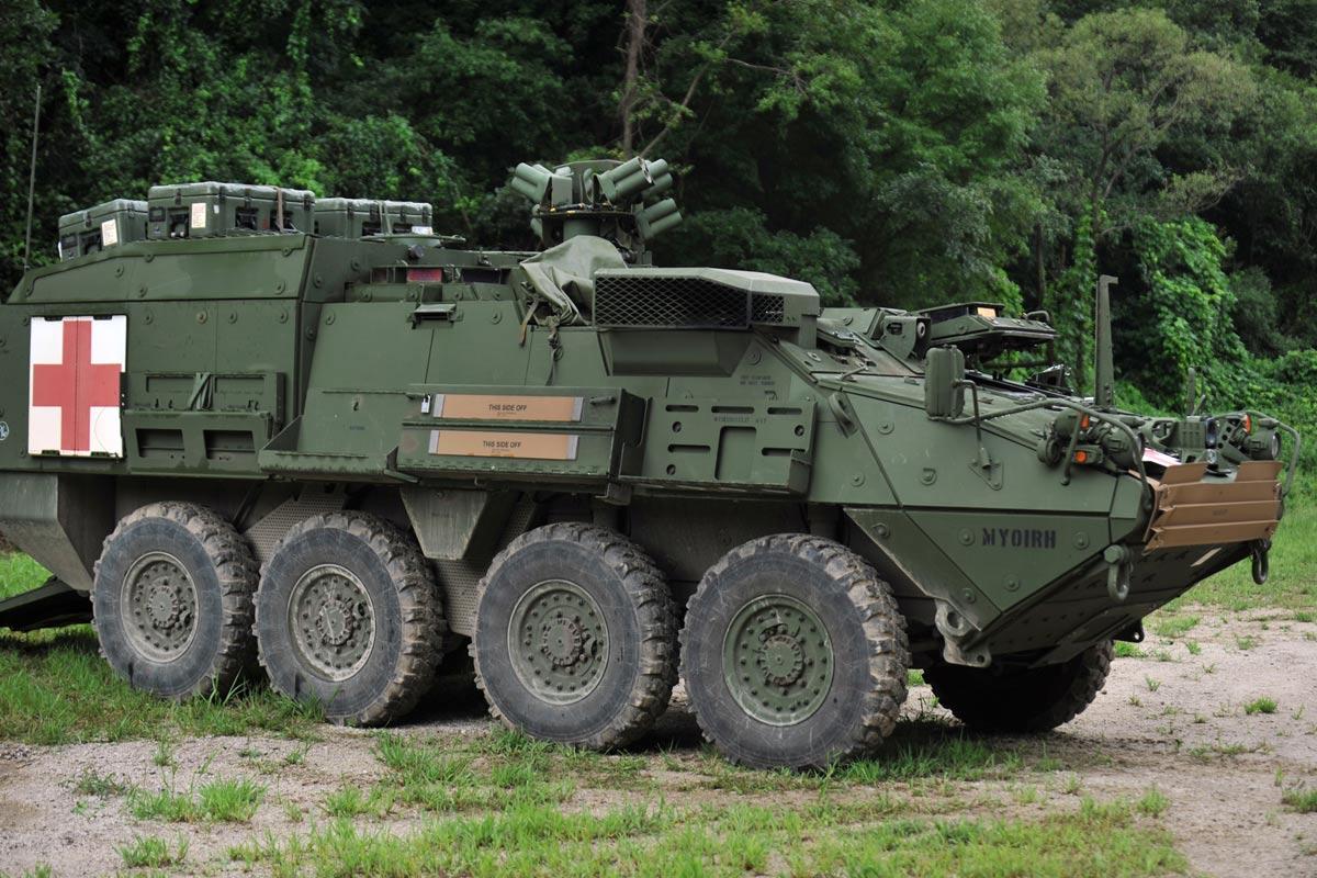 M1126 Stryker Combat Vehicle | Military.com