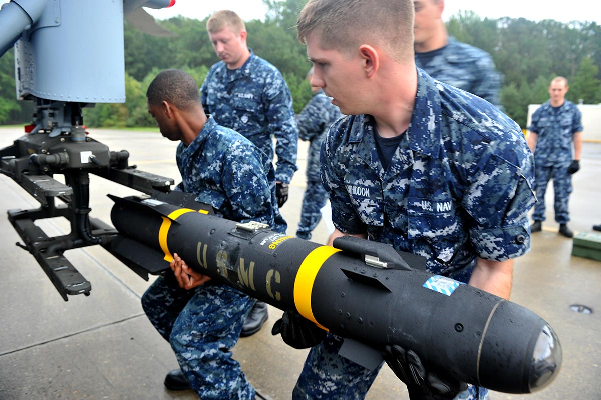 AGM-114 Hellfire | Military.com