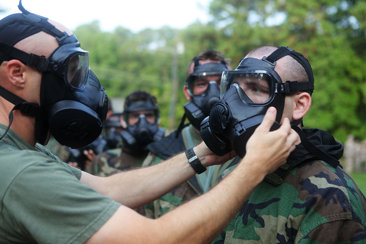 M50 M51 Joint Service General Purpose Mask Military Com