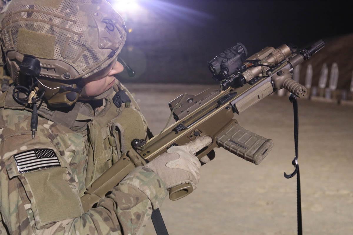mk16 scar military com