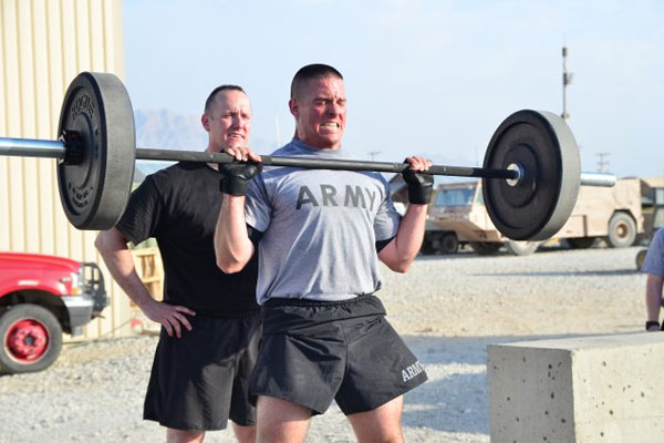 Loans Without A Job >> Achieve Muscle Definition Without Overdoing It | Military.com