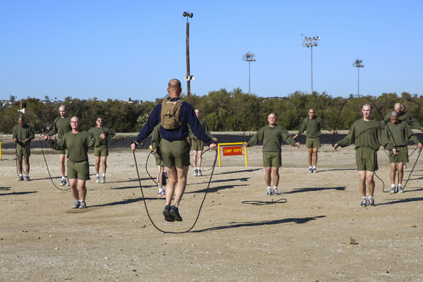 Taking Jump Rope Workouts to the Next Level | Military com