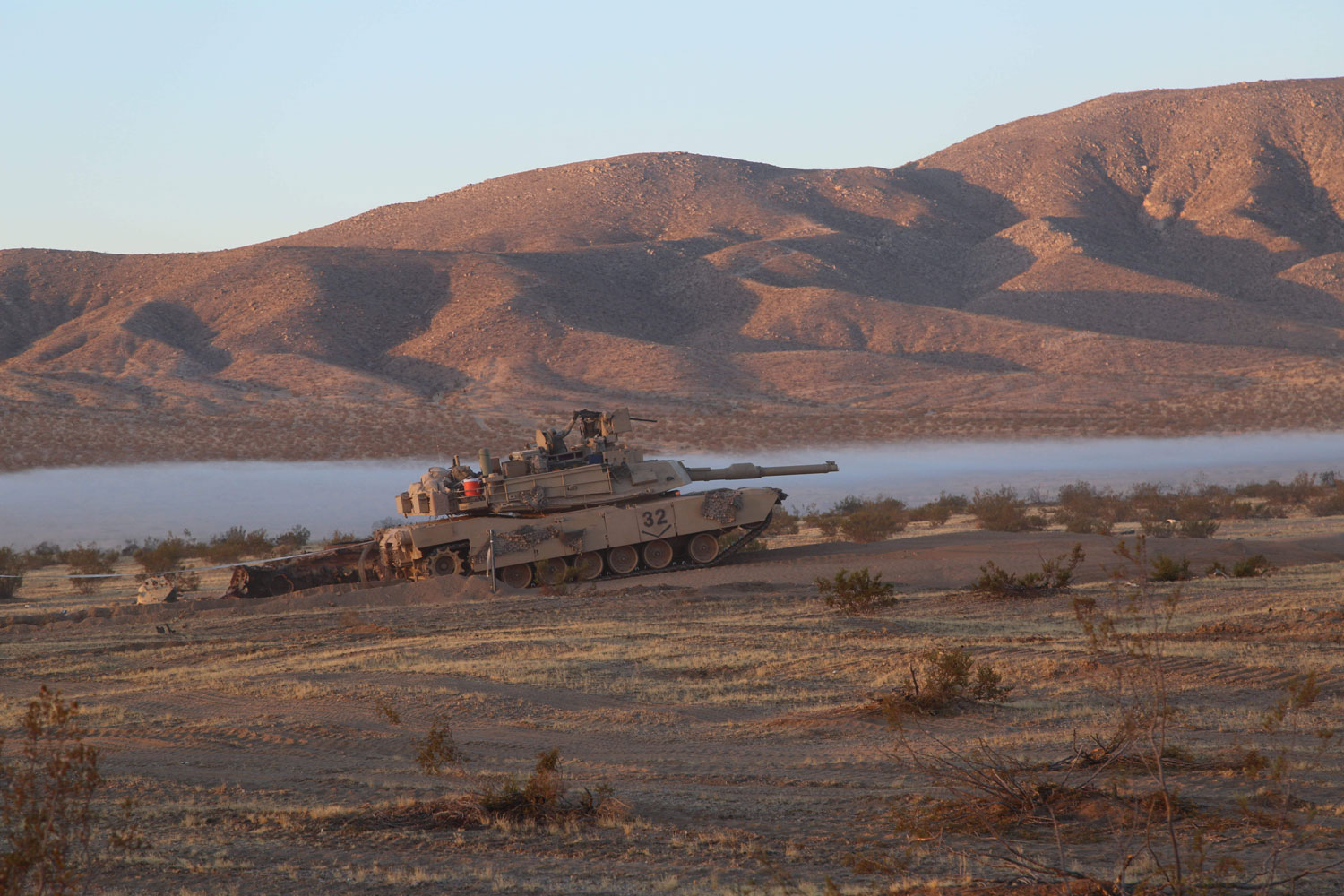 fort irwin working on westerly expansion