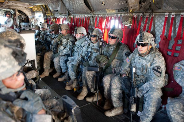 Army to Form Teams of Active, Guard and Reserve Units ...