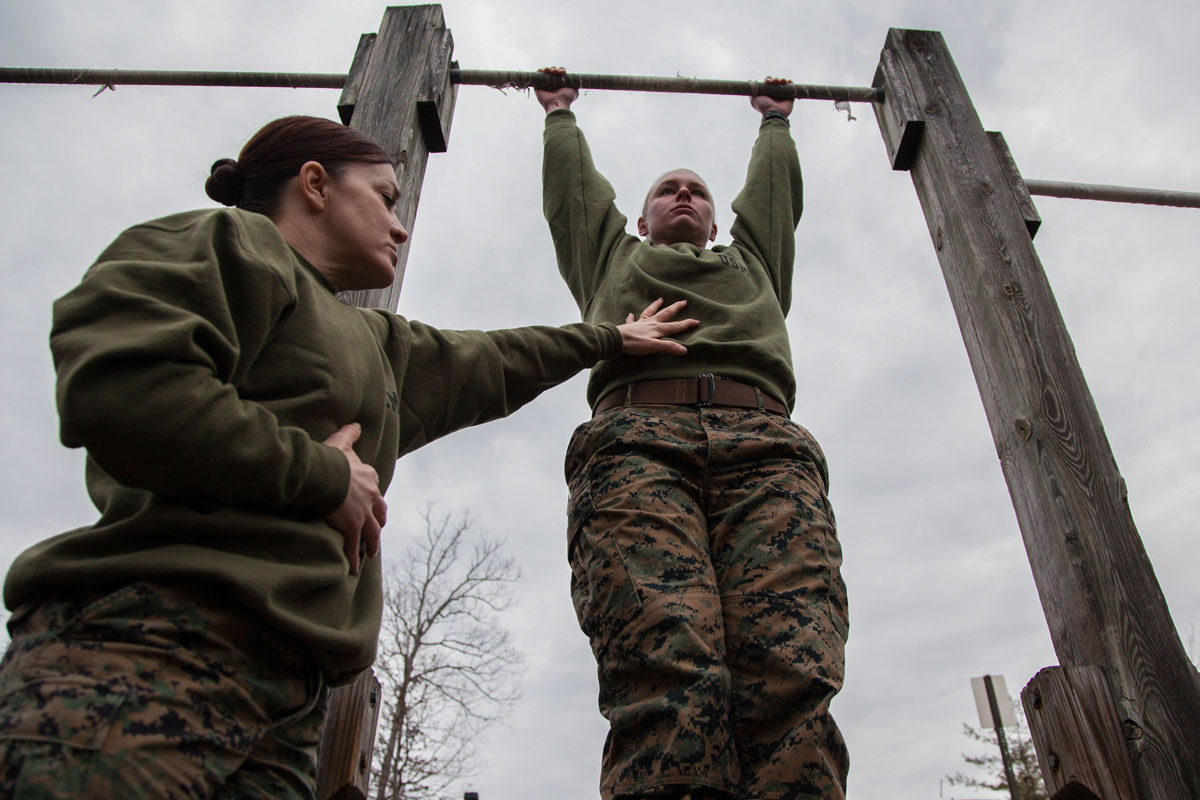 marine corps rolls out biggest fitness standard overhaul in 40 years
