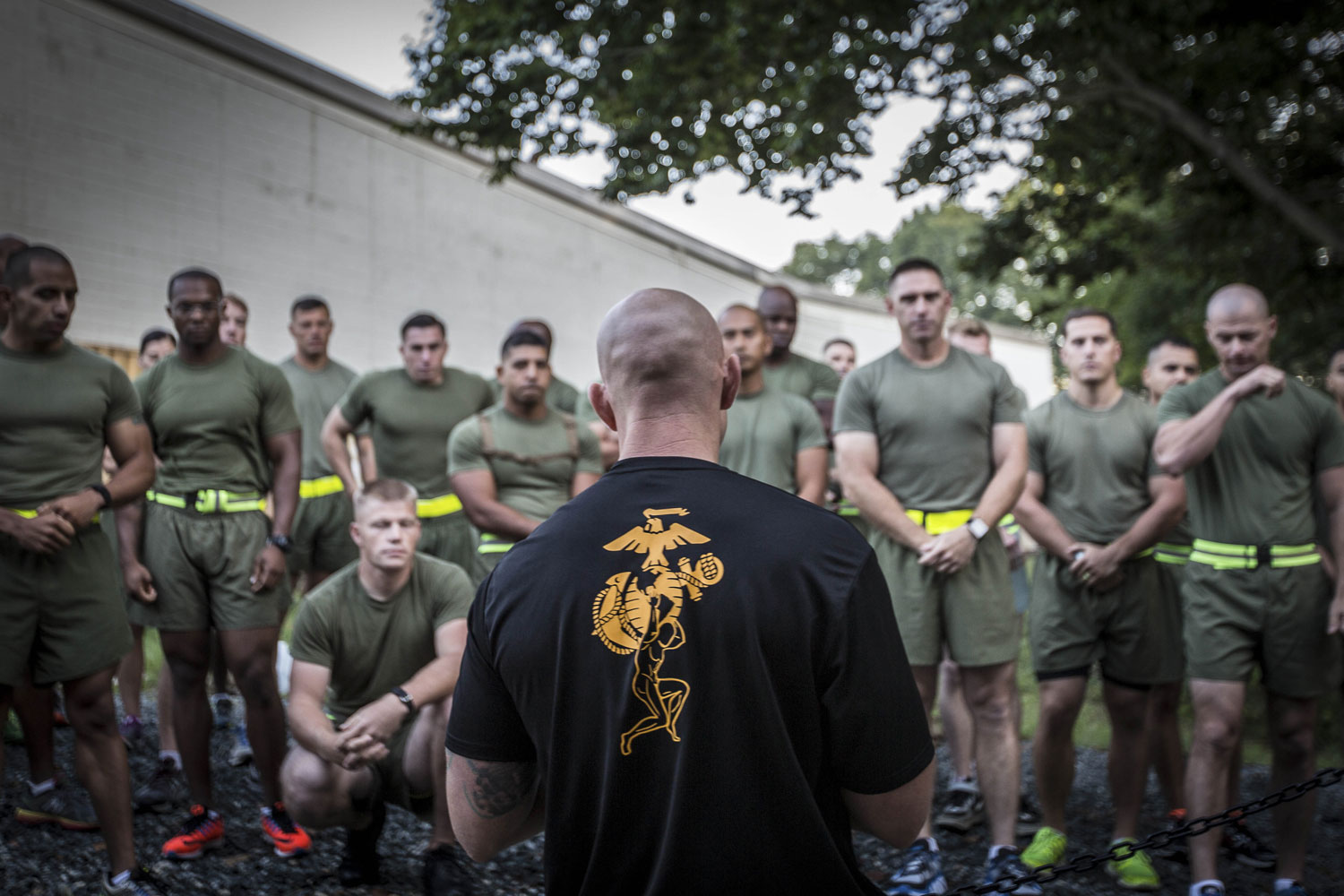 New Program Aims to Change Marine Corps' Fitness Culture