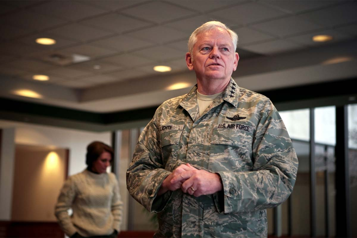 retired general demoted 2 ranks after sexual assault investigation