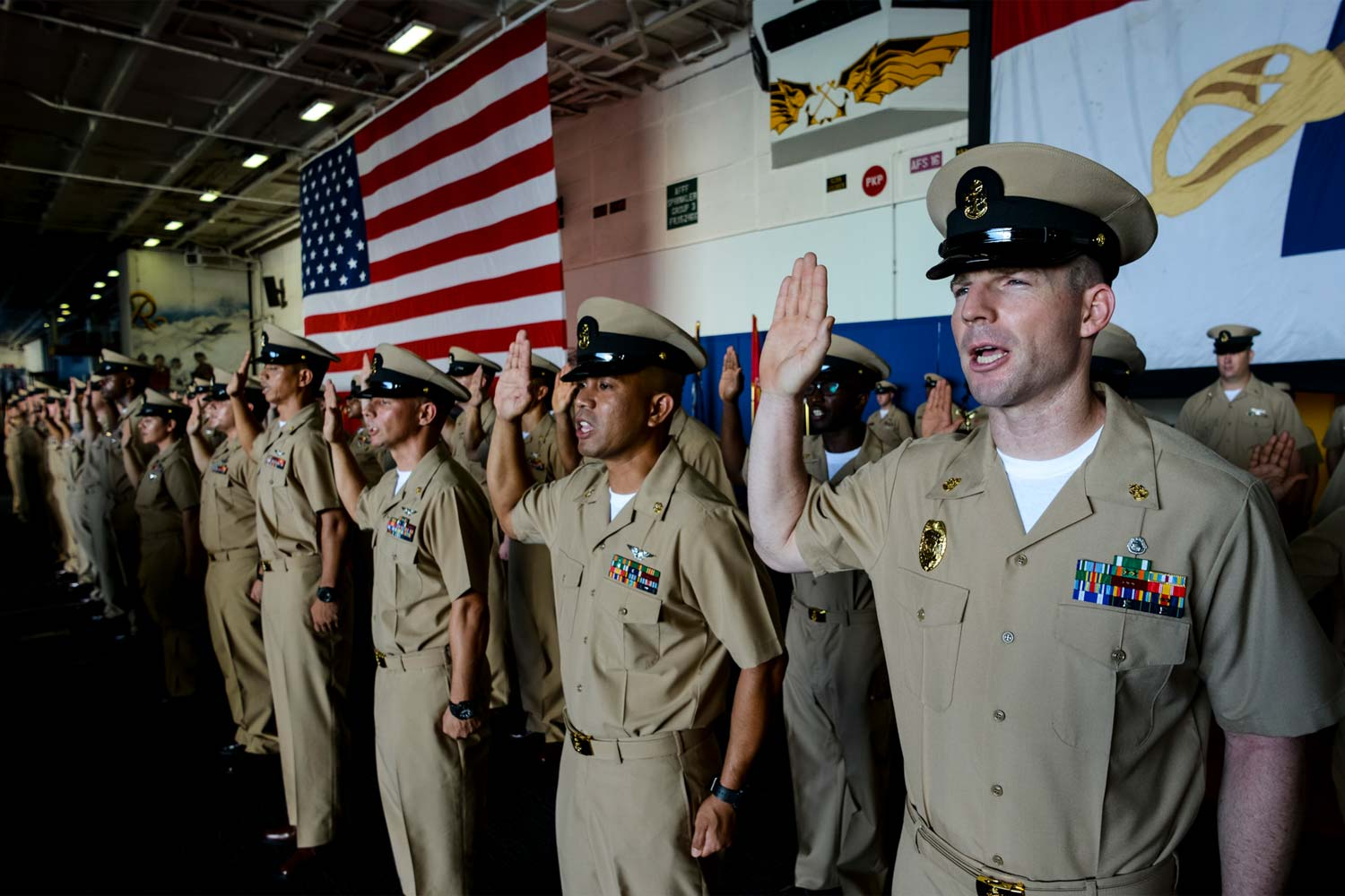 navy to send more than 1 100 chief petty officers to sea