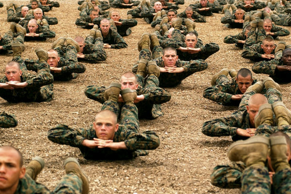 Your questions about joining the marine corps answered - Officer training school marines ...