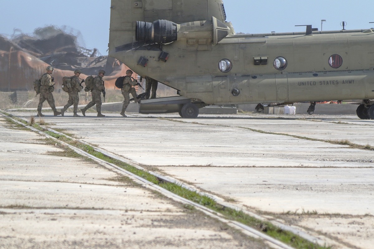 New Details on Surprise Deployment as More Soldiers Head to War