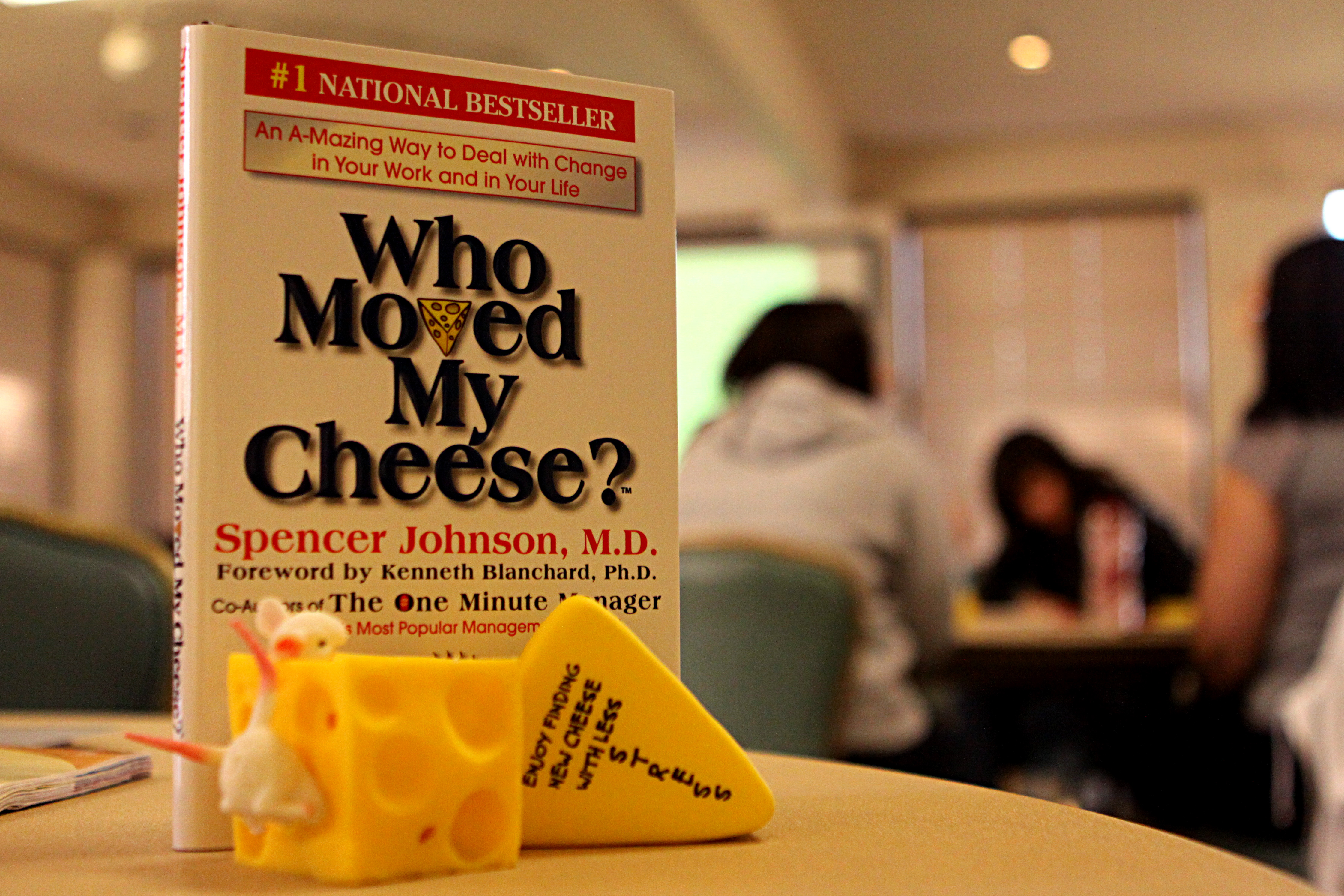 Finding Your Cheese Military Com