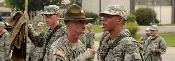 Top Ten Ways To Enjoy Your Drill Sergeant Marriage