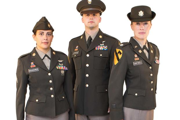 Officer dating enlisted army class