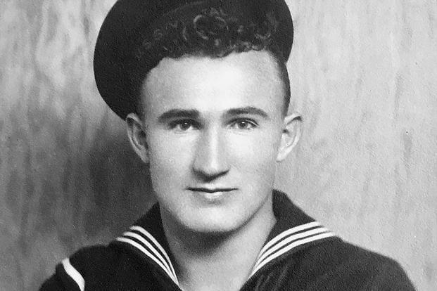 Joseph L. George will be posthumously honored on the 76th anniversary of the Pearl Harbor attack with the Bronze Star medal with combat valor device. Photo courtesy of his family