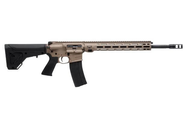 The Savage MSR 15 Valkyrie rifle (Photo courtesy Savage)