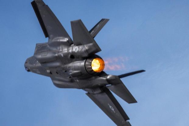 F-35s in Japan Still Losing Dogfights to F-15s Sometimes -- Here's