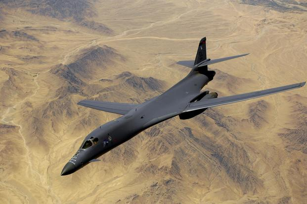Proposed Cannon Would Turn the B-1 Bomber into a Gunship