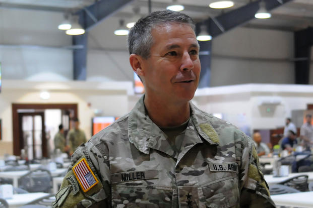Former Delta Force Commander to Lead Troops in Afghanistan