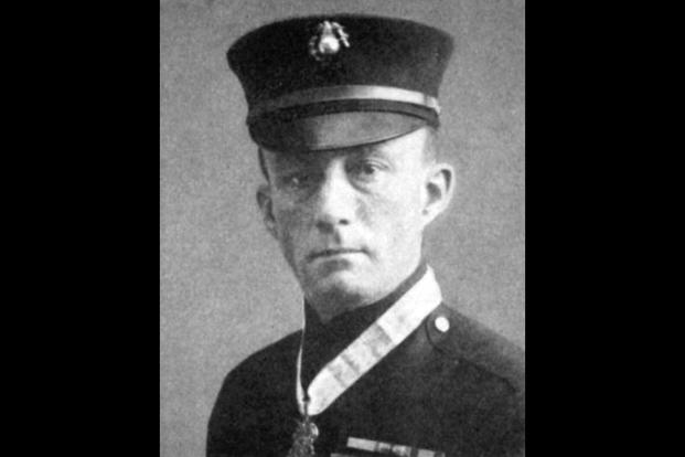 Two WWI Medals of Honor, Two Names, One New York Marine