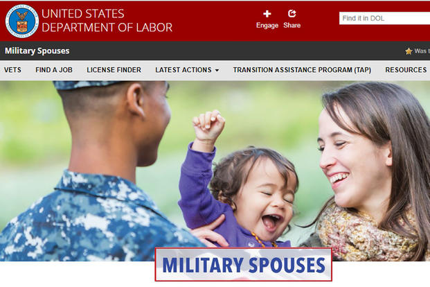 (Department of Labor website)