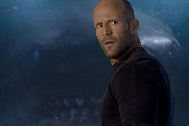 The Meg': Jason Statham vs  the Giant Prehistoric Shark