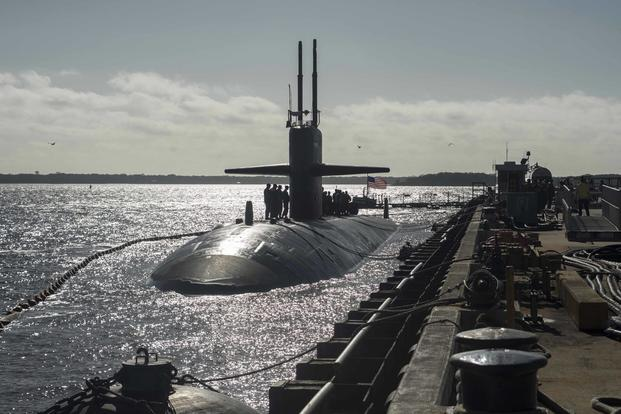 Navy Sub Returns to Port After Leak Found in Nuclear Plant