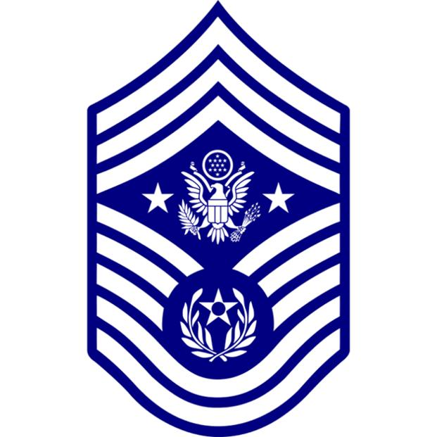Chief Master Sergeant of the Air Force insignia