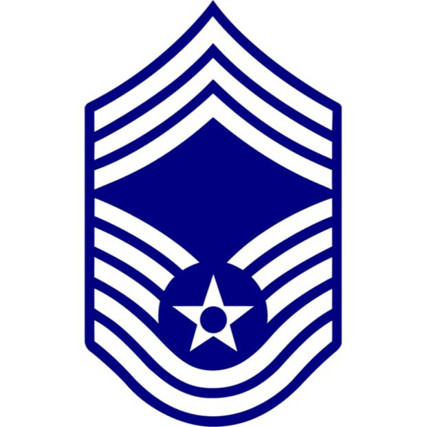 Air Force Chief Master Sergeant insignia