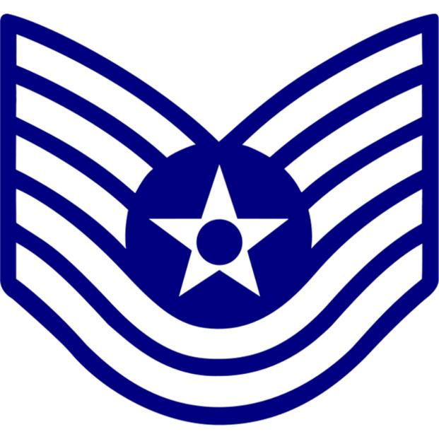 Air Force Technical Sergeant insignia