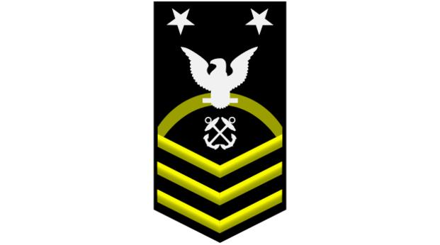 Navy Master Chief Petty Officer insignia