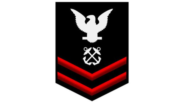 Navy Petty Officer Second Class insignia