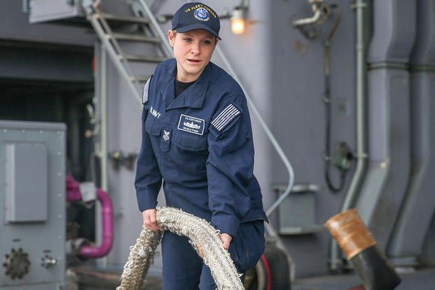 100 sailors set to participate in new navy uniform wear