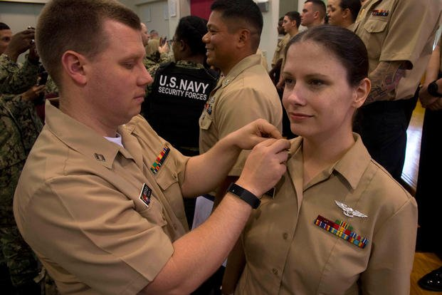Sailors Will See More Meritorious Promotions in 2019 | Military com