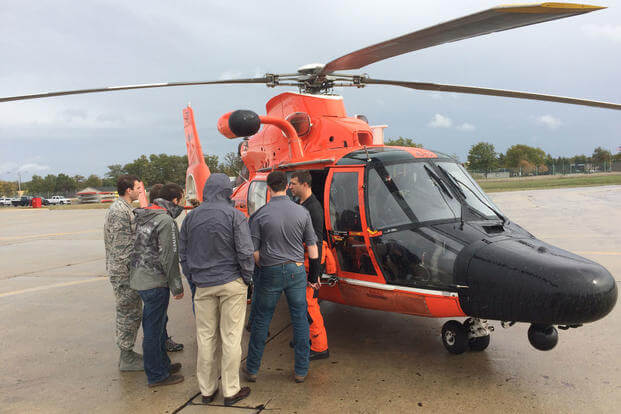 air force research laboratory designs compact rescue raft