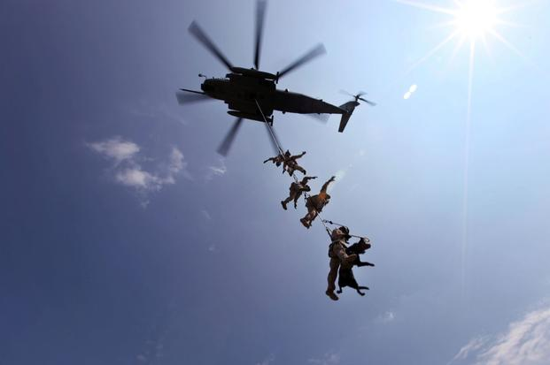 Marine Raiders Fire Back After Call to Disband MARSOC | Military com