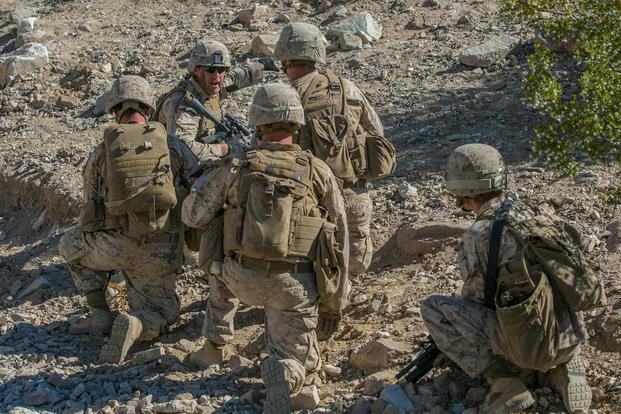 Why the Marines Are Throwing Big Cash Bonuses at Infantry