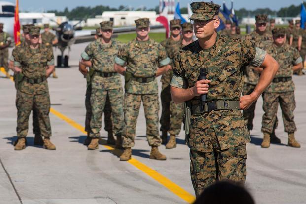 Marine Aviation Training Unit Commander Fired | Military com